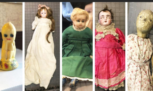 Museum Holds Creepiest Doll Contest For Halloween