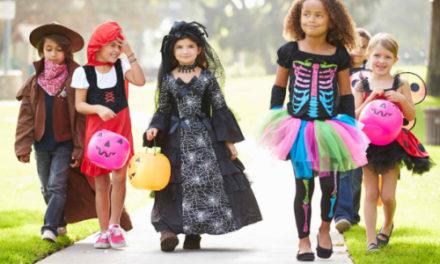 Community Halloween Costume Swap At Newton Library, 10/12