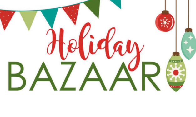 Bethany Evangelical Lutheran Church Holiday Bazaar, 11/2