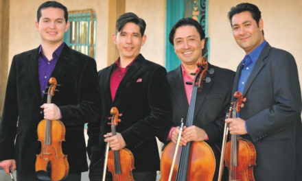 Free Rug Concert With La Catrina Quartet At Local Library, 10/28