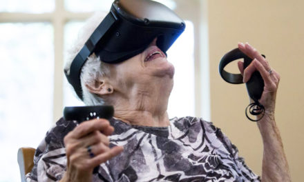 Seniors Can Use Virtual Reality For Health Issues And Travel
