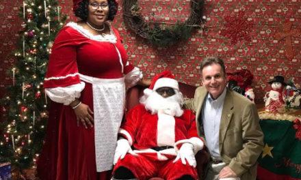 Exodus Homes' Christmas Lights Festival With Santa's House, 12/2