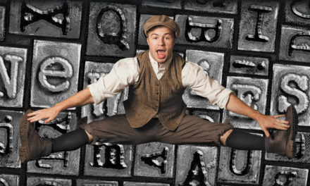 Broadway Musical Newsies Opens This Friday, Nov. 22, At HCT
