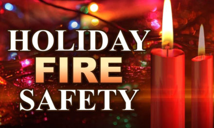 Holiday Security And Fire Safety At Patrick Beaver Library, 12/3