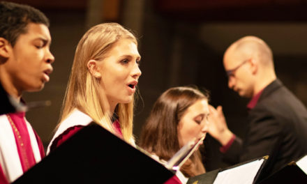 LRU Presents Peace and Joy Christmas Concert, Dec. 5 & 6