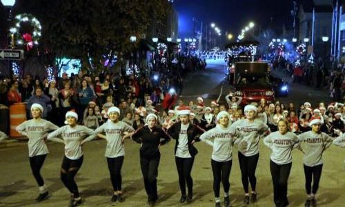 City Of Lenoir Holiday Festivities Start Today, Nov. 21 – Jan. 1
