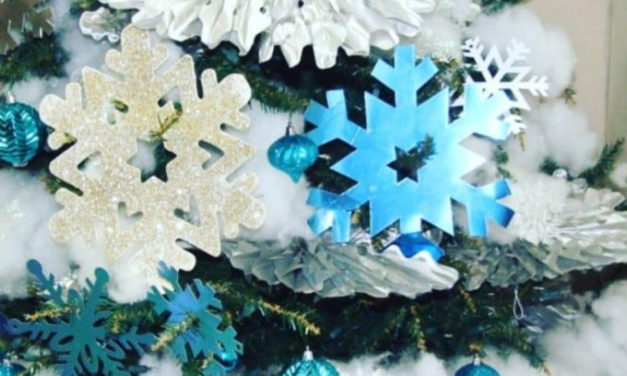 Let it Snow: A Frozen Christmas Holiday Open House, Dec. 5