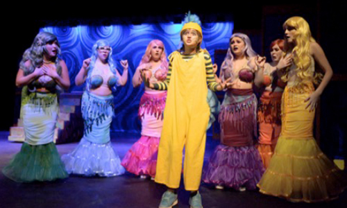 Disney's The Little Mermaid Continues At The Green Room