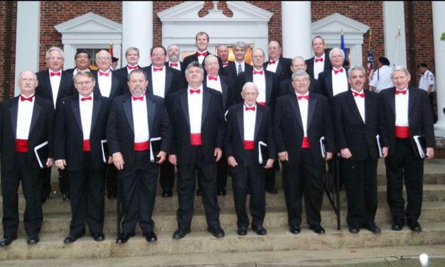 Caldwell Men's Chorus Annual Fall Concert Is Saturday, Nov. 23