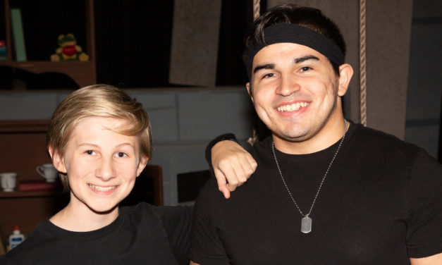 Newsies' Characters Include A Pair Of Down-On-Their Luck Brothers, Opens November 22