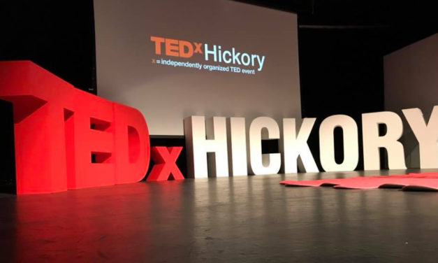 TEDxHickory 2019: Connect Is This  Saturday, November 23, 9AM-4PM