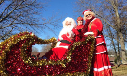 "Valdese Christmas Parade To Honor Faith ""Cutie"" Kaplan, 12/7"