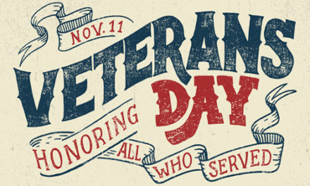 Local Veterans Day Events, November 9 – 12