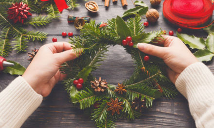Holiday Express Yourself Wreath Challenge, Entries Due Dec. 2