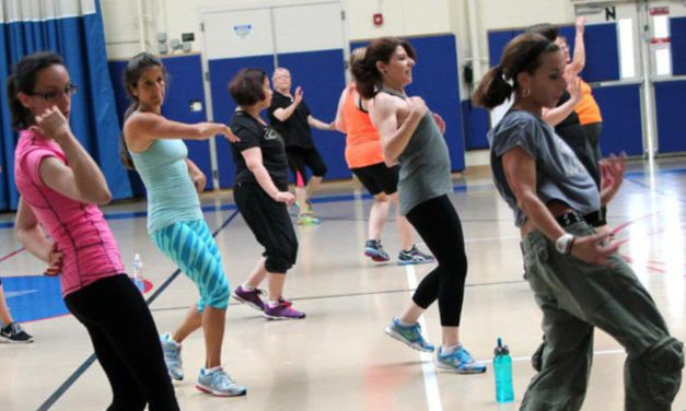 LiveWell Program Includes Zumba At Newton Library, Every Monday