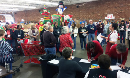 Donate To Families In Need This Holiday Season! Catawba County Christmas Bureau Is Dec. 16 & 17