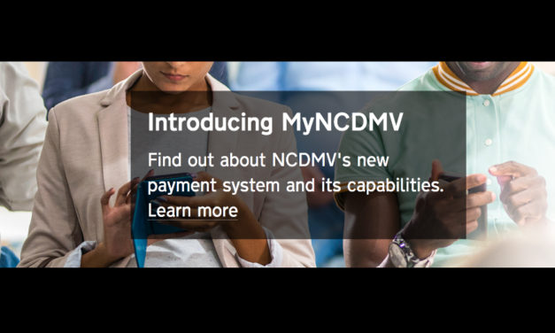 DMV Adds Driver License Transactions To myNCDMV
