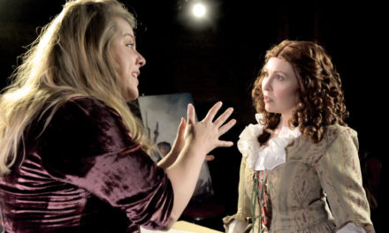 HCT's Girl-Powered Comedy The Revolutionists Continues 11/7-10