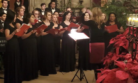 CVCC's Choral Ensemble And Puddingstone In Concert, 12/19