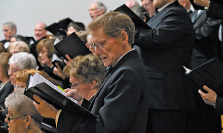 Catawba Valley Community Chorus Performs Christmas Concerts, 12/8-12/16