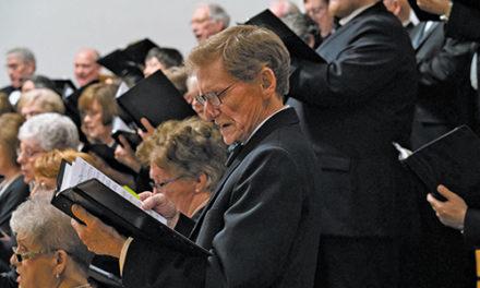 Catawba Valley Community Chorus Performs Christmas Concerts, 12/8-12/16