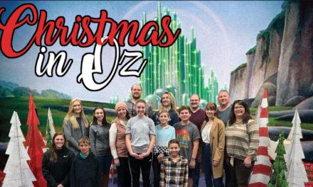 Newton-Conover Auditorium Hosts Christmas In Oz, Dec.13-22