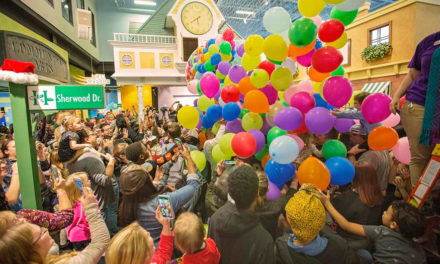 New Year's At Noon Celebration At Discovery Place Kids, 12/31