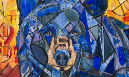 Local Self-taught Artist Has New  Exhibit In Downtown Morganton