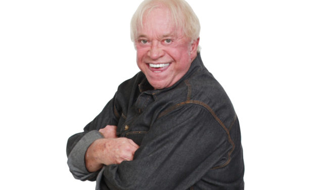 James Gregory At Hickory Community Theater, Dec. 31