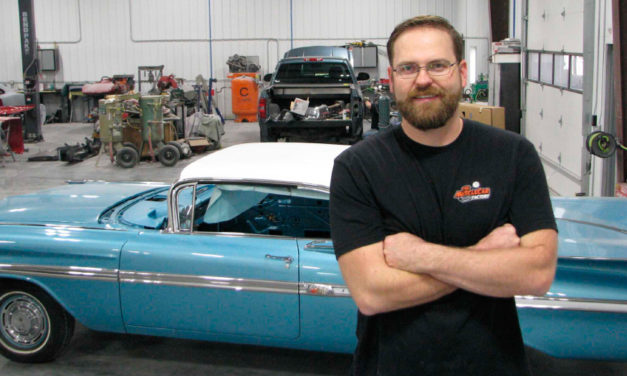 Passion For Cars Taught Man To Read And Inspired A Business