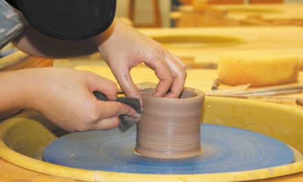 Register Now For CVCC Pottery Classes Starting In January
