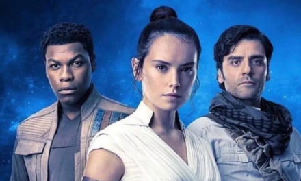 Star Wars: The Rise of Skywalker (** ½)