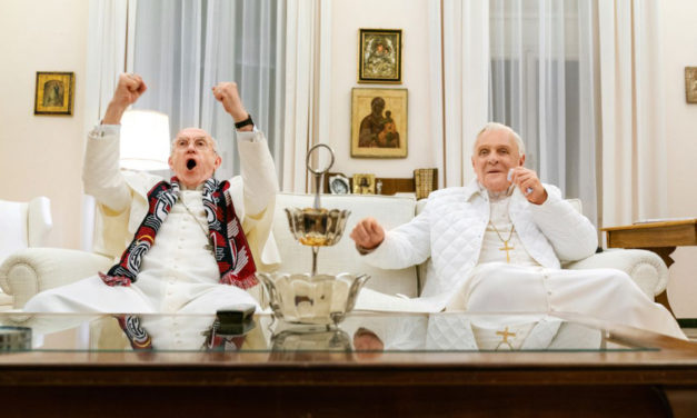 The Two Popes (***)