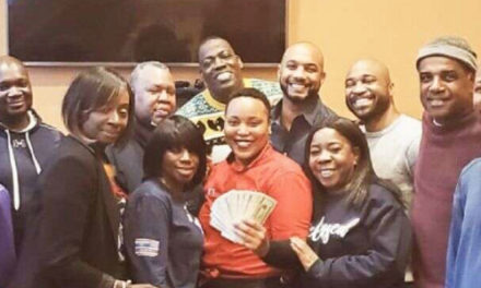 New Jersey Waitress Surprised With $1200 Cash Tip