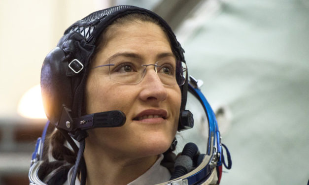 US Astronaut Sets Record For Longest Spaceflight By A Woman