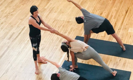 Yoga In The Coe With Sally Fanjoy, Saturday, December 21