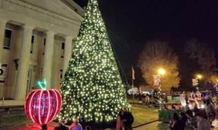 Celebrate New Year's Eve With Annual Apple Drop In Lincolnton