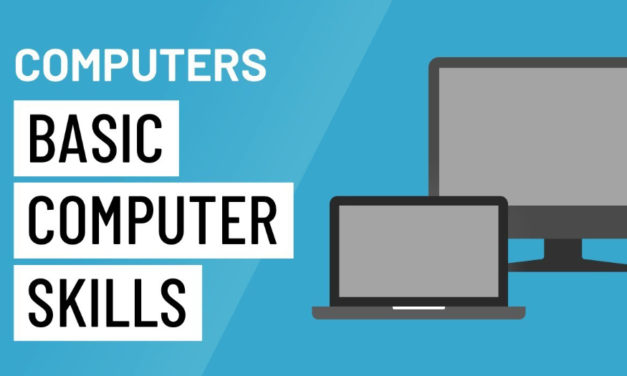 Learn Basic Computer Skills At  Ridgeview Library On January 6