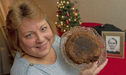 141-Year-Old Fruitcake Is A Treasured Family Heirloom