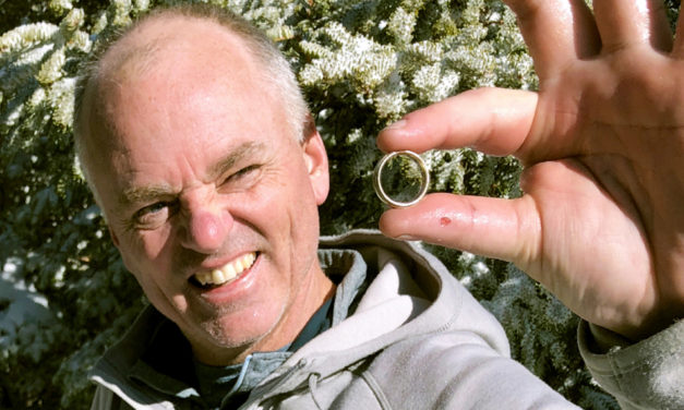 Hikers Find Wedding Ring  Lost On Mountaintop