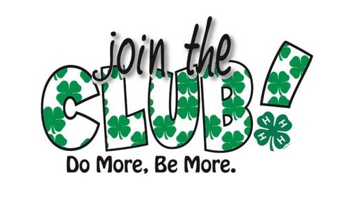 New Kids 4-H Club Coming To  Hickory; Kicks Off This Friday, 1/10