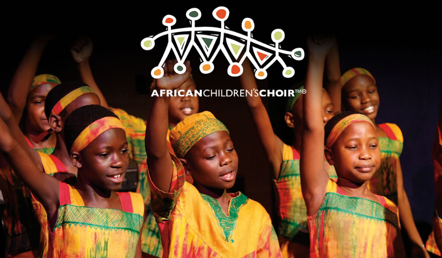 The African Children's Choir Is Coming To Hickory On Tuesday, January 28