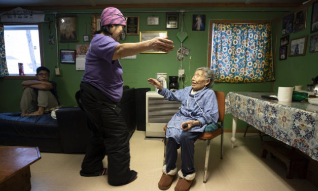 At 90, Alaska Native Woman Will Be 1st Counted In Us Census