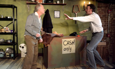 HCT's Explosive Drama American Buffalo Continues This Weekend; Show Runs Through January 26