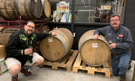 Local Brewery Participates In Borefts Beer Festival & Collaborates With Several Brewers In The Netherlands