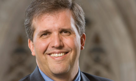 LRU's Lives Worth Living Speaker Series Features Rev. Dr. Gregory Jones On January 27