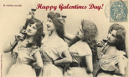 Women's Resource Center Presents  Galentines Day, Thursday, February 13th