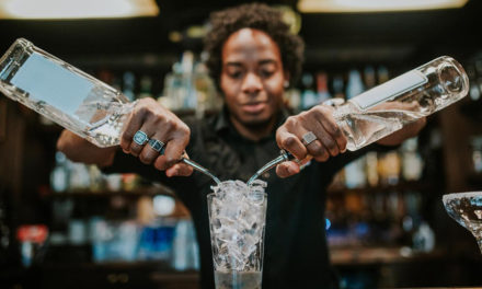 Two Bartenders Receive 2K Tip