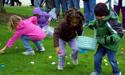 Sponsors Sought For Hickory's Annual Easter Egg Hunt In April