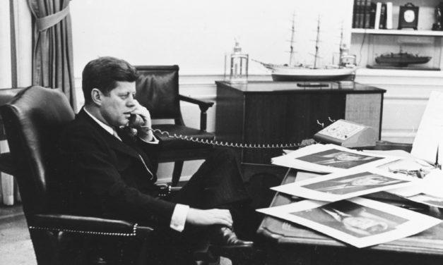 Collection Of JFK Memorabilia Hits Auction Block, Jan. 17 – 23